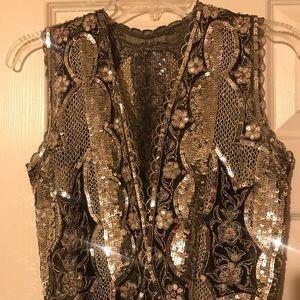 Jackets & Blazers - Elegant vest .